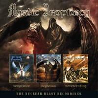 MYSTIC PROPHECY - THE NUCLEAR BLAST RECORDINGS (3CD BOX)  3 CD NEU