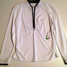 Tail Long-Sleeve Golf Shirt-Small