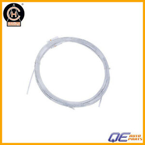 Vacuum Line - White - 1.0 X 4.0 mm - (Sold by the Meter) Mercedes-Benz 220 S600