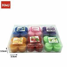Set 48 Pezzi Candele Colorate Profumate Varie Fragranze 3,5cm hmj