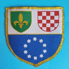 Bosnia and Herzegovina BiH Military Army Federation Sewing Sleeve Badge Patch