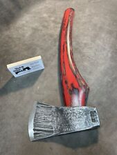 Custom Council Tools Flying Fox Throwing axe hatchet JESSE REED curved handle .