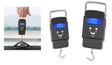 10g 40Kg Pocket Digital Scale Electronic Hanging Luggage Balance Weight-lugscl