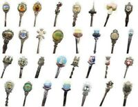 Genuine Rare Vintage Collectable Souvenir Spoons Worldwide. Many Available