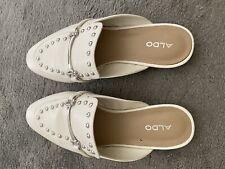 Aldo Flat Studded Shoe Uk 7