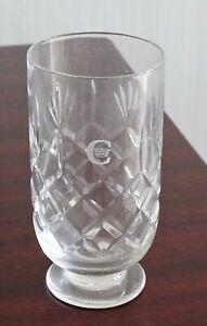 1 x British Airways Concorde Whiskey Wine Glass Crown Design