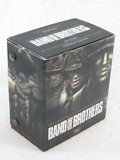 BAND OF BROTHERS 6-VHS TAPE BOX SET HBO Video c2002