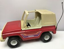 1977 Tonka Mighty Adventure Red Barbie Buggy Jeep #3986 !