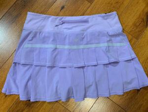 Lululemon Sz 6 Reg Pace Setter Skirt - Lilac - Purple - Rare