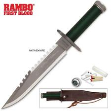 Rambo I Stallone Signature Edition Knife MCRB1SS OFFICIALLY LICENSED