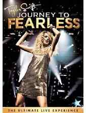 TAYLOR SWIFT Journey To Fearless The Ultimate Live Experience DVD NEW NTSC R0