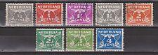 NVPH Nederland Netherlands  169 170 171 172 173 174 175 176 used 1926 Pays Bas