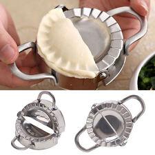 Kitchen Tool Dumpling Mould Dough Press Pastry Maker Samosa Empanada Mold Steel