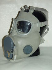 NVA CZ Schutzmaske M10M mit Tasche Klarsichtgläser Filter Trinkadapter Größe 2