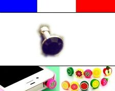 Cache anti-poussière jack universel iphone protection capuchon bouchon Diaman 11