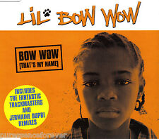 LIL BOW WOW - Bow Wow (That's My Name) (UK 3 Tk CD Single)