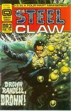 Steel Claw # 3 (of 4) (Jesús Blasco) (Quality Comics EE. UU, 1987)