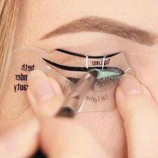 Stylish Women's Girl Smoky Cat Eye Makeup Eyeliner Card Beauty Tools Beauty 5Pcs