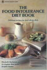 The Food Intolerance Diet Book recipes for food allergy diets