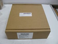 NEW BROOKS 5850EC4BM44B2A MASS FLOW CONTROLLER 25 SLPM AIR