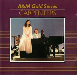 The Carpenters - A&M Gold Series  /  CD Album /  Compilation / 18 Songs