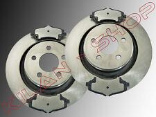 2 Bremsscheiben & Keramik Bremsklötze vorne Dodge Journey 2008-2013 Ø 302mm