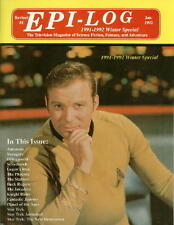 Epi-Log Magazine Special #1, Star Trek 1992 FINE