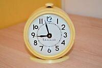 Alarm Soviet Mechanical  clock. Vityaz .   USSR