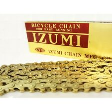 OLD SCHOOL BMX GOLD CHAIN BY IZUMI
