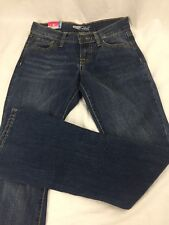 NWT Old Navy The Flirt  Jeans Size O Juniors blue bootcut NEW