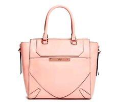 NWT GUESS Amatista Satchel Poppy Handbag in Blush
