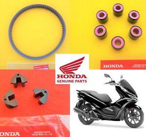 Honda GENUINE PCX 125 Drive Belt + Roller Weights Sliders 2018 2019 2020 PCX125