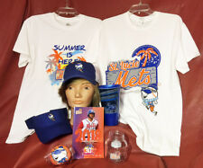 St Lucie METS Coca Cola Tees, Hat, Visor, Cups, Ball & Tim Tebow Program Fan Lot