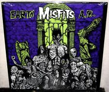 MISFITS Earth A.D. LP Punk Rock HARDCORE Glen Danzig SAMHAIN Mad Marc Rude NEW X