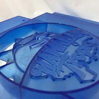 Lot/3 Hawaiian Tropic Clear Blue Advertising Logo 3D Signs Suncare Sunscreen