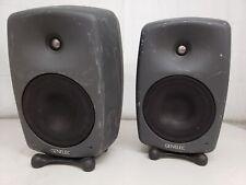 "GENELEC 8040A 90W 6.5"" bi-amped studio nearfield monitors (THE PAIR)"