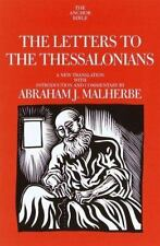 The Letters to the Thessalonians: A New Translation with Introduction and Commen