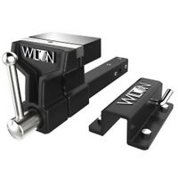 Wilton 10010 6 Inch Jaw ATV All Terrain Steel Base Anvil Mounted Bench Vise
