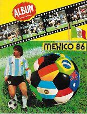 Peru 1986 Navarrete album World Cup Soccer Mexico ´86
