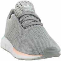 adidas Swift Run (Infant to Little Kid) Sneakers Casual   Sneakers Grey Boys -
