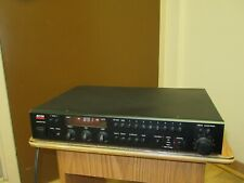 ADCOM GTP-500 Stereo Vintage FM AM tuner Preamplifier Preamp