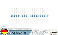 20St 220Ohm Metallfilm-Widerstände Widerstand 0,25W 1% für Arduino Raspberry Pi