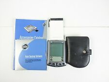 New listing Palm m500 Pocket Pc Pda Electronic Handheld Organizer Gray & Accessories