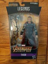 Hasbro Marvel Legends Series Avengers: Infinity War Thor BAF Cull Obsidian