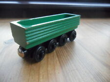 Thomas Tank Engine & Friends Wooden Train - HENRYS LOG CAR - P&P DISCS