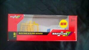 BRITAINS  BUCKRAKE & SLURRY SCRAPER 42890