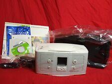 HP Photosmart A510v Compact Photo Printer W/ Case CD Manuel Ink Power Cord