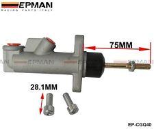 New Type Brake Clutch Master Cylinder 0.625 Remote Hydraulic Handbrake Free Ship