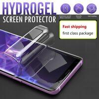 Samsung Galaxy S10 5G e 9 8 Plus Note 10 + 8 9 S7 Edge HYDROGEL Screen Protector