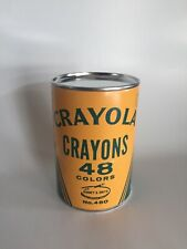 Vintage crayola crayons 480 by the case (12 Per Case). Made In The 1960's.